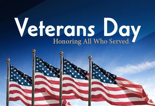 BMS Veterans Day Tribute Video